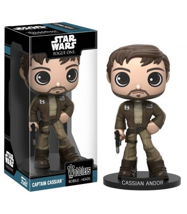 Rogue One: A Star Wars Story - Cassian Andor - Wobblers Bobble-Head