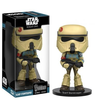 Rogue One : Une histoire de Star Wars - Scarif Stormtrooper - Wobblers Bobble-Head