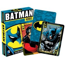 Batman Heroes - Playing Cards
