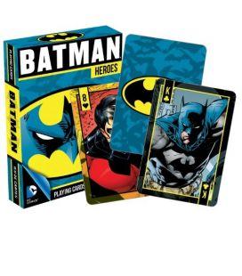 Batman Héros - Jeu de cartes