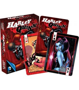 Harley Quinn - Jeu de cartes (version bande dessinée)