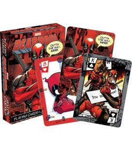 Deadpool - Jeu de cartes (version bande dessinée)