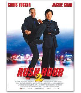 """Rush Hour 2 - 16"""" x 21"""""""