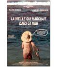 """La Vieille qui marchait dans la mer - 24"""" x 37"""""""