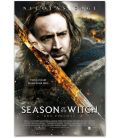 "Season of the Witch - 27"" x 40"" - Original US Movie Poster"