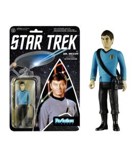 Star Trek - Dr. McCoy - Figurine rétro ReAction