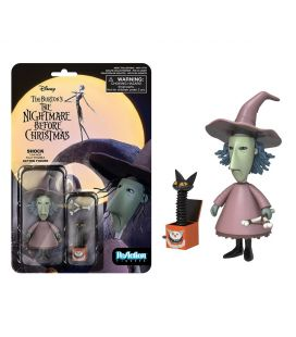 The Nightmare before Christmas - Shock - ReAction Retro Figure