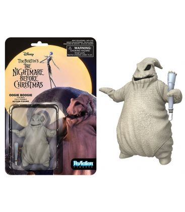 The Nightmare before Christmas - Oogie Boogie - ReAction Retro Figure