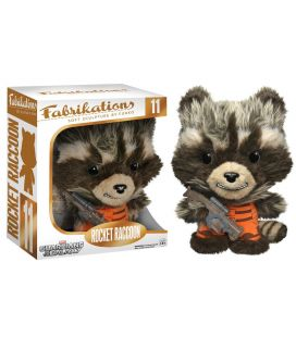 Guardians of the Galaxy - Rocket Raccoon - Fabrikations Plush