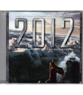 2012 - Trame sonore - CD