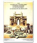 """Les Routes des Indes - 47"""" x 63"""""""