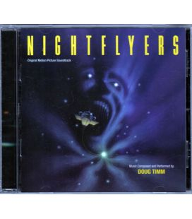 Nightflyers - Soundtrack Limited Edition of 1000 copies- CD