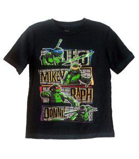 Les Tortues Ninja - T-Shirt pour enfant
