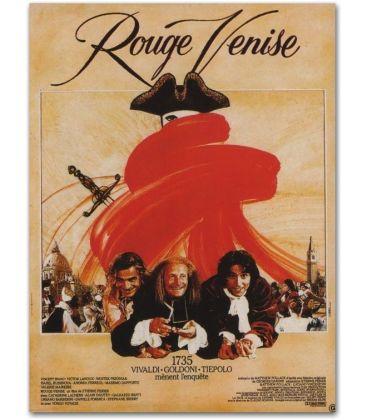 """Rouge Venise - 47"""" x 63"""""""