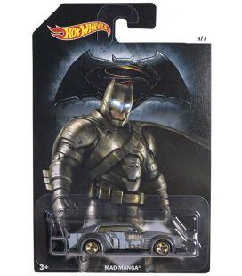 Batman v Superman - Auto Hot Wheels Mad Manga