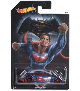 Batman v Superman - Hot Wheels Covelight Diecast