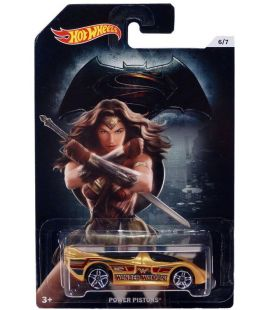 Batman v Superman - Hot Wheels Power Pistons Diecast