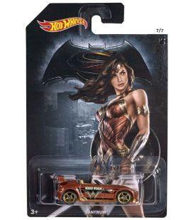 Batman v Superman - Hot Wheels Tantrum Diecast