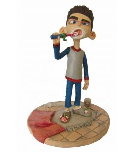 "ParaNorman - Norman in pajamas - 3"" Figure"