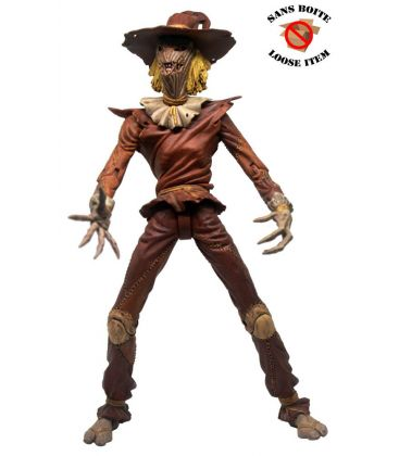 "Batman Hush - Scarecrow - Figurine 7"" DC Comics sans boite, loose"