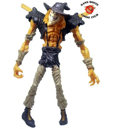 Batman: Legends of the Dark Knight - Scarecrow - DC Comics 8-inch Action Figure Loose (1997)