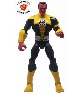 "Green Lantern Corps - Sinestro - Figurine 6"" DC Comics sans boite, loose (2013)"