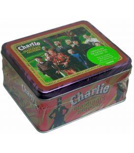 Charlie et la chocolaterie - Boite collector avec 4 paquets de cartes