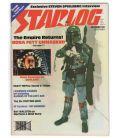 Starlog N°50 - Septembre 1981 - Ancien magazine américain avec Boba Fett