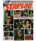 Starlog Magazine N°24 - Vintage July 1979 issue with Superman and Star Wars