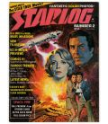 Starlog Magazine N°2 - Vintage November 1976 issue with Cosmos 1999