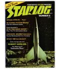 Starlog Magazine N°6 - Vintage June 1977 issue with Destination Moon