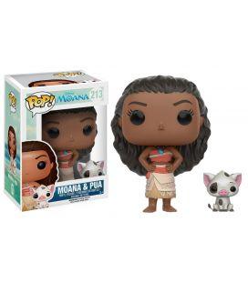 Moana - Moana et Pua - Figurine Funko Pop!