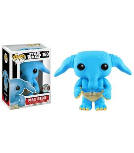 Star Wars - Max Rebo (Specialty Series) - Bobble Head Funko Pop! 160