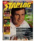 Starlog Magazine N°39 - Vintage October 1980 issue with Gil Gerard