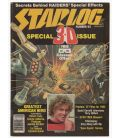 Starlog Magazine N°54 - Vintage January 1982 issue with William Katt