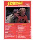 Starlog N°54 - Janvier 1982 - Ancien magazine américain avec William Katt