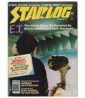 Starlog N°63 - Octobre 1982 - Ancien magazine américain avec E.T. de Steven Spielberg