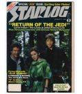 Starlog Magazine N°71 - Vintage June 1983 issue with Star Wars Return of the Jedi