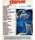 Starlog N°72 - Juillet 1983 - Ancien magazine américain avec Mark Hamill