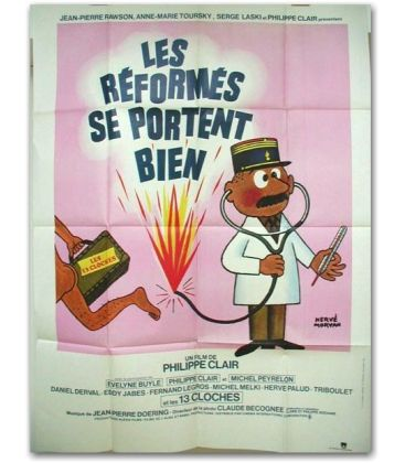 Les r form s se portent bien 47 x 63 french poster for Portent french