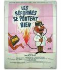 """Les Réformés se portent bien - 47"""" x 63"""" - French Poster"""