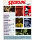 Starlog Magazine N°78 - Vintage January 1984 issue with Christopher Walken