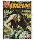 Starlog Magazine N°81 - Vintage April 1984 issue with Christopher Lambert
