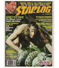 Starlog N°81 - Avril 1984 - Ancien magazine américain avec Christophe Lambert