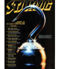 Starlog Magazine N°175 - February 1992 issue with Star Trek