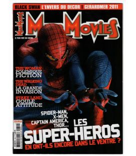 Mad Movie Magazine N°239 - March 2011 issue with The Amazing Spider-Man
