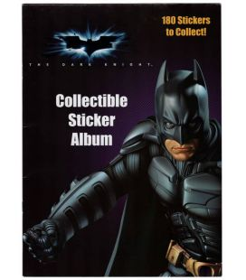 Batman : The Dark Knight - Album pour autocollants