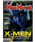 Mad Movies N°241 - Mai 2011 - Magazine français avec X-Men le commencement