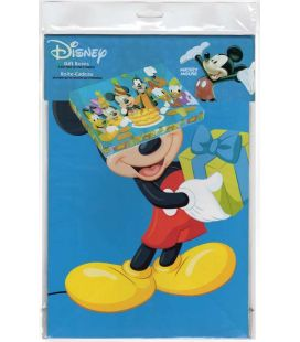 Cardboard Gift Box with Mickey Mouse
