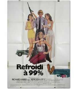 """Refroidi à 99 % - 47"""" x 63"""""""